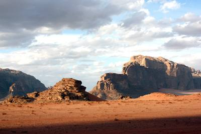 Jordan's Wadi Rum Named World Heritage Site