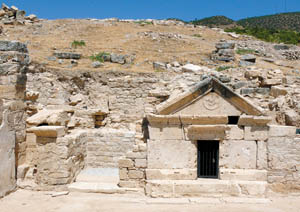 Tomb of Apostle Philip Found