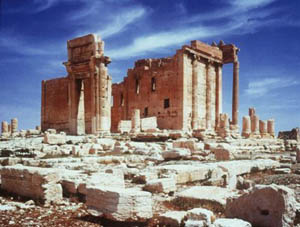 Syrian Antiquities Can't Escape Violence