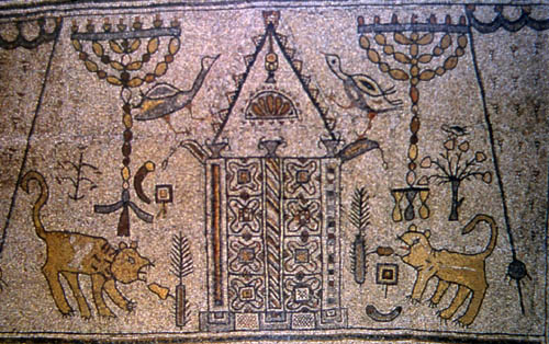 Jewish Worship, Pagan Symbols - Biblical Archaeology Society