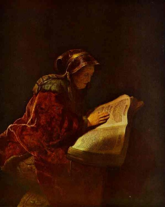 Anna in the Bible - Biblical Archaeology Society