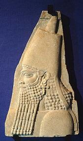 1.-Sargon-II-Khorsabad-Bridgeman