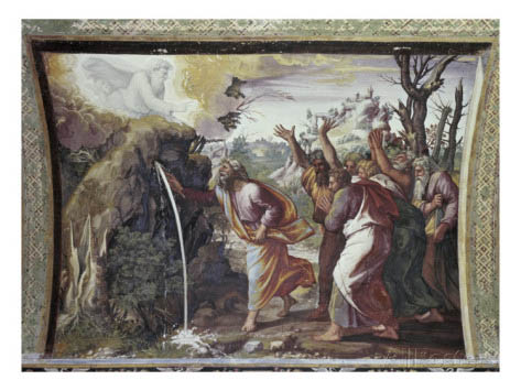 Water from a Walking Rock - Biblical Archaeology Society