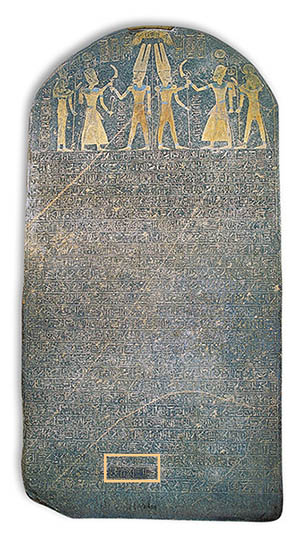 merneptah-stele