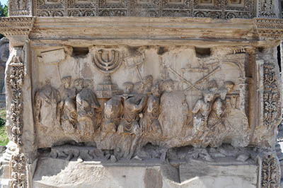 arch-of-titus-menorah-panel