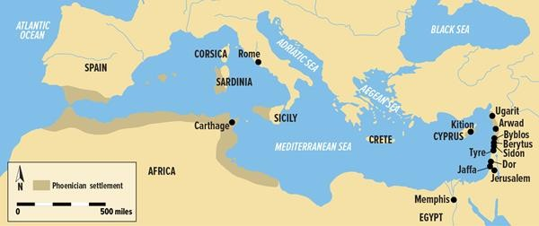 who-were-the-phoenicians