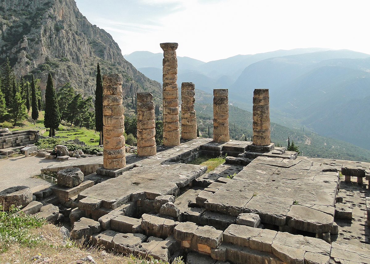 Paul and the Slave Girl in Philippi - Biblical Archaeology