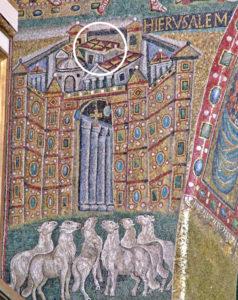 Santa Maria Maggiore Mosaic