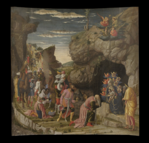&Adoration of the Magi,