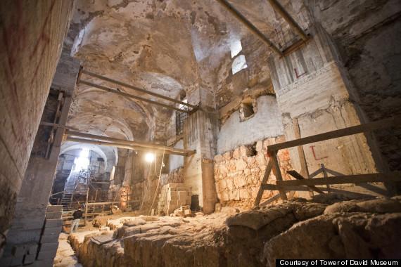 Image result for herod's palace jerusalem