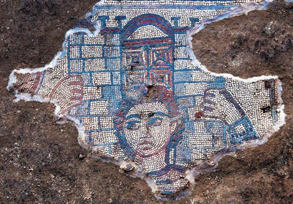 New Huqoq Mosaics