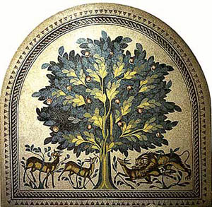 Preserving the Tree of Life Mosaic from Jericho